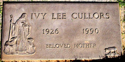 Ivy Lee Cullors