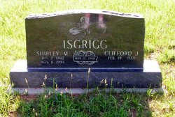 Shirley M. <i>Beers</i> Isgrigg
