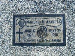 Antonio M Abanilla