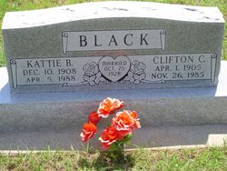 Kattie Bell <i>Johnson</i> Black