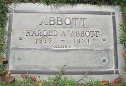 Harold Andrew Abbott