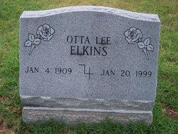 Otta Lee <i>Hefner</i> Elkins