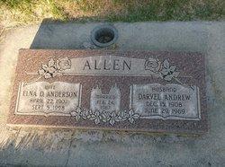 Elna Delila <i>Anderson</i> Allen