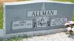 Annie Jo Allman
