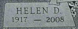 Helen Dorothy <i>Eggers</i> Andersen
