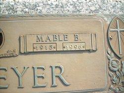 Mable <i>Banks</i> Altmeyer