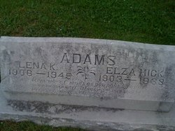 Lena King <i>Hacker</i> Adams