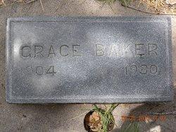 Grace Harriett <i>Latimer</i> Baker