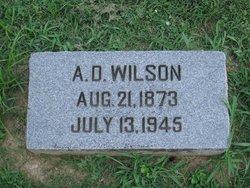 A. D. Wilson