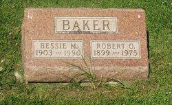 Robert O Baker