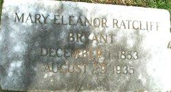 Mary Eleanor <i>Ratcliff</i> Bryant