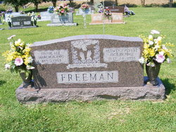 Audrey <i>Calvert</i> Freeman