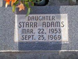 Starr Adams