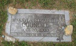 Makayla Elizabeth Councill