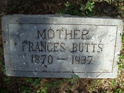 Frances <i>Schneider</i> Butts