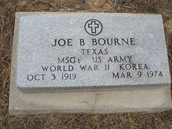 Joe B Bourne