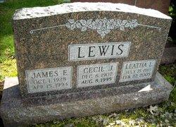 Cecil J Lewis