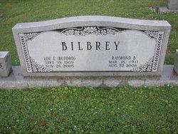 Lou Edris <i>Buford</i> Bilbrey