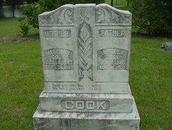 Mary Ann <i>Cress</i> Cook