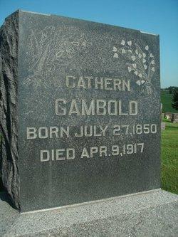 Cathern Kate Gambold