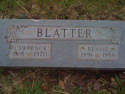 Bessie <i>Griffin</i> Blatter