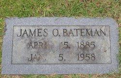 James O Bateman