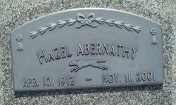 Hazel <i>Skidmore</i> Abernathy
