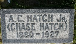 Abram Chase Hatch, Jr