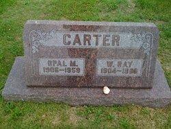 Opal Marie <i>Bowers</i> Carter