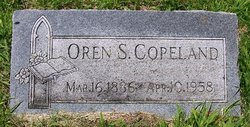 Oren Sturman Copeland