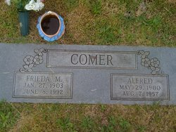 Alfred Comer