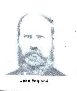 John England