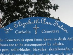 Saint Elizabeth Ann Seton Catholic Cemetery