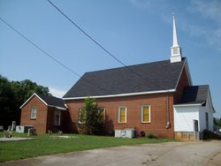 Rice Creek Baptist Church Cemetery