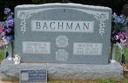 Maudie P <i>Faith</i> Bachman