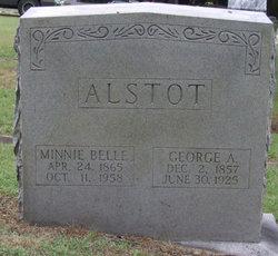 Minnie Belle <i>Crandall</i> Alstot