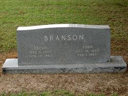 Lyda Emma <i>Banks</i> Branson
