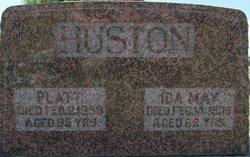 Ida May Belle <i>Bundy</i> Huston