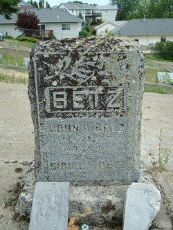 John Henry Betz