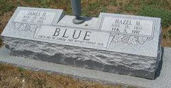 Hazel Marie <i>Dye</i> Blue