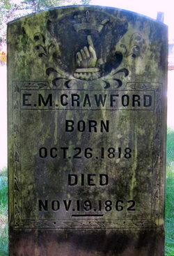 Edward McLin Crawford