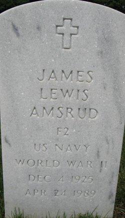 James Lewis Amsrud