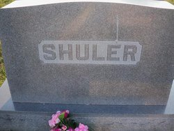 Elbert Lee Shuler, Sr