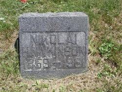 Nicolai Hawkinson
