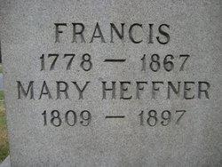 Mary <i>Heffner</i> Allison