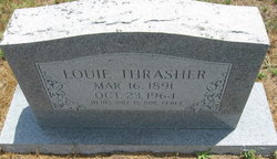 Louie W Thrasher