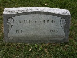 Archie Gross Chiddix