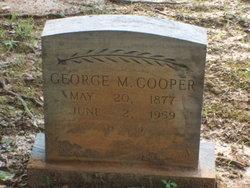 George M. Cooper