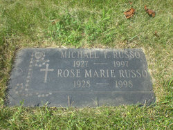 Rose Marie <i>Stacey</i> Russo