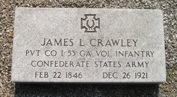 Pvt James Levi Crawley